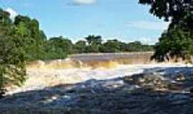 Duplo Céu - Cachoeira Talhadao Rio turvo, por XIMBA
