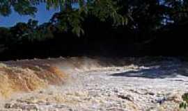 Duplo Céu - Talhadao(cachoeira) Rio turvo