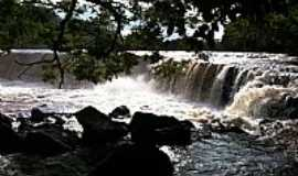 Duplo Céu - Duplo Céu-SP-Cachoeira do Talhadão-Foto:Amauri José Granzott…