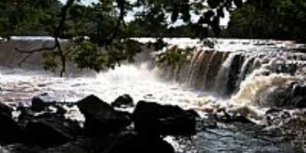 Duplo Céu-SP-Cachoeira do Talhadão-Foto:Amauri José Granzott…