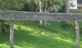 Eldorado - N�cleo Caverna do Diabo - Eldorado, SP, Por  Roberto Gasparinni