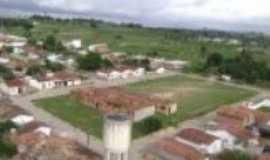 Pedrão - vista aerea do bairro alto do cruzeiro, Por july