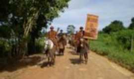 Pedrão - caminhada de herois, Por july