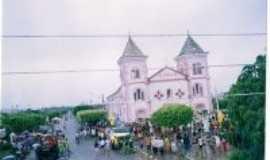 Pedrão - lavagem da igreja, Por nanda ,foto da abrupe