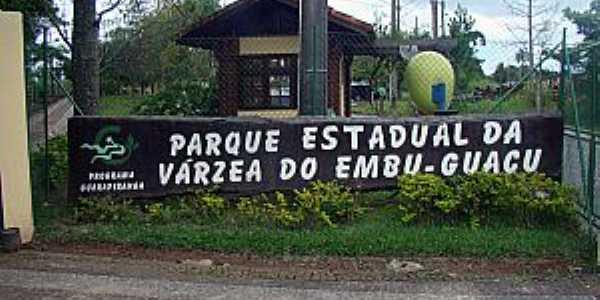 Embu-Guaçu-SP-Entrada do Parque Estadual da Várzea-Foto:www.ambiente.