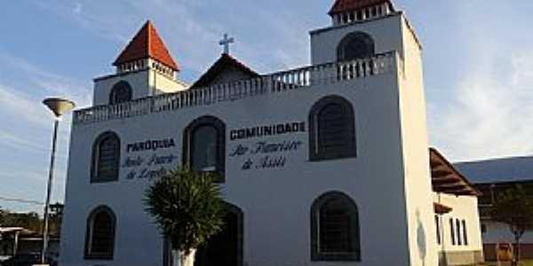 Embu-Guaçu-SP-Paróquia da Comunidade São francisco de Assis-Foto:Lro A C