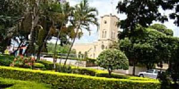 Igreja de N.S.Aparecida-Foto:francisco carlos per…