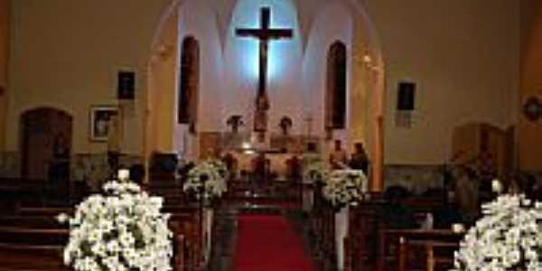 Interior da Igreja de Santa Apolônia-Foto:rose de marchi 2