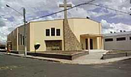 Espigão - Igreja-Foto:Jorge Tonetto