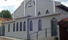 Espírito Santo do Turvo - Igreja da Congregação Cristã do Brasil-Foto:Deive Melo