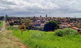 Espírito Santo do Turvo - Vista da cidade-Foto:Deive Melo