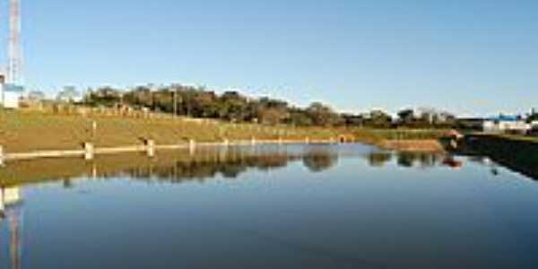 Lago Municipal-Foto:Deive Melo