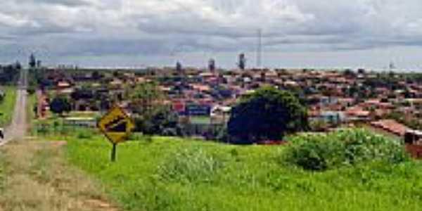 Vista da cidade-Foto:Deive Melo