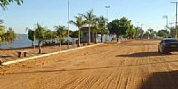 Orla de Euclides da Cunha Paulista-Foto:renatocmj