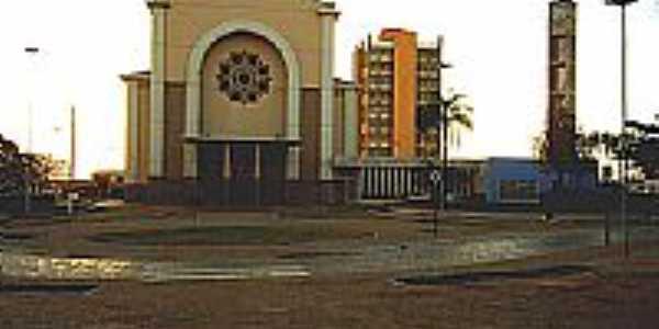 Igreja Matriz de Santa Rita de Cassia-Foto:ederborgato