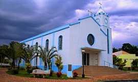 Fernão - Fernão-SP-Capela de Nossa Senhora-Foto:Luciano Rizzieri