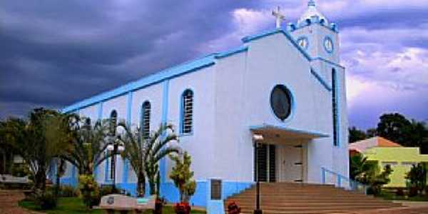 Fernão-SP-Capela de Nossa Senhora-Foto:Luciano Rizzieri