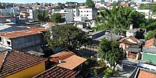 Ferraz de Vasconcelos-SP-Vista parcial do centro-Foto:Vitor J. Quarelo
