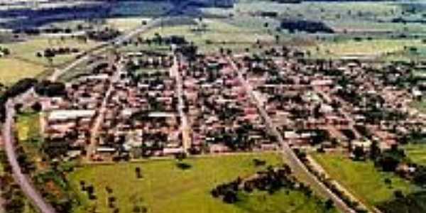 Vista a�rea-Foto:Gilson Oliveira Marq�