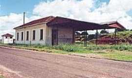 Flórida Paulista - Antiga Estação Ferroviária-Foto:LPSLPS
