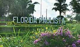 Flórida Paulista - Entrada da cidade-Foto:LPSLPS