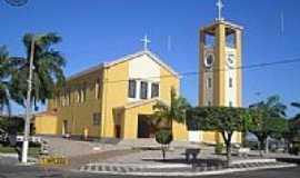 Flórida Paulista - Igreja em Florida Paulista-Foto:LPSLPS