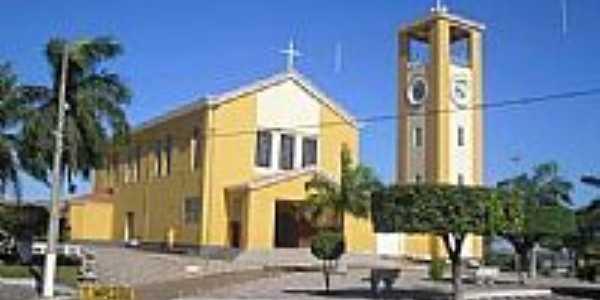 Igreja em Florida Paulista-Foto:LPSLPS