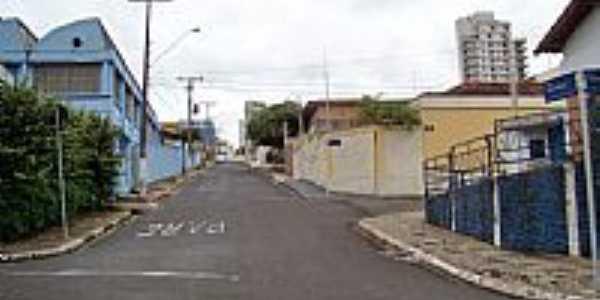 Franca-SP-Rua Vitória Régia na Vila das Flores-Foto:Alexandre Bonacini