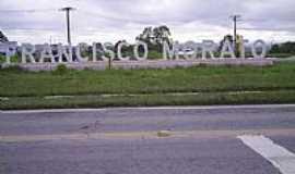 Francisco Morato - Francisco Morato-SP-Trevo de acesso-Foto:Ricardo Moratense