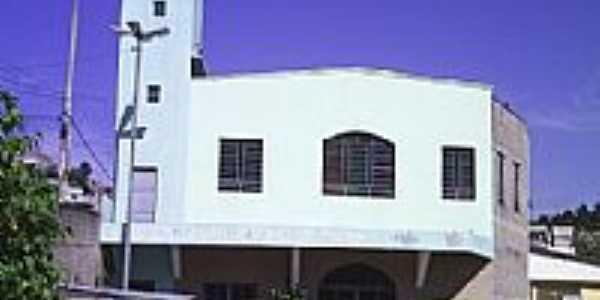 Francisco Morato-SP-Igreja Católica do Jd.Santo Antônio-Foto:Ricardo Moratense
