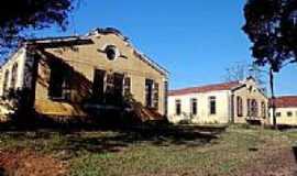 Franco da Rocha - Casas do Complexo Hospitalar do Juqueri em Franco da Rocha-Foto:luizrogatto