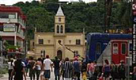 Franco da Rocha - Igreja-Foto:Andre Assumpção