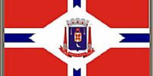 Bandeira da cidade de Franco da Rocha-SP