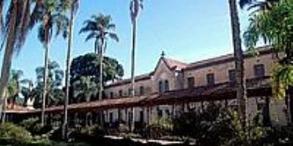 Hospital Psiquiátrico do Juqueri em Franco da Rocha-Foto:luizrogatto