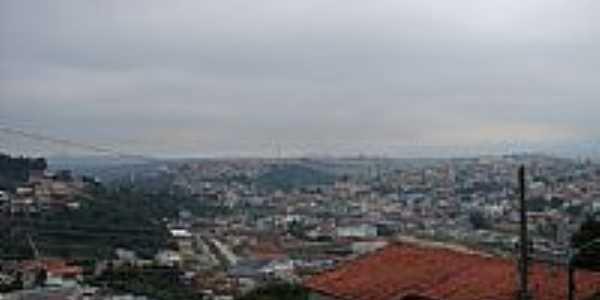 Vista da cidade de Franco da Rocha-Foto:dilson_br