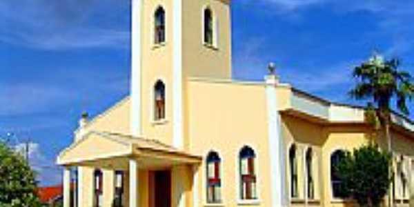 Igreja Matriz-Foto:TONY SILVA FOTÓGRAFO