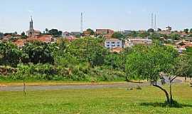 Getulina - Getulina-AP-Vista parcial da cidade-Foto:Eduardo Dantas