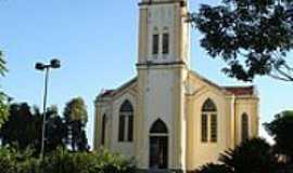 Glicério - Igreja Matriz de Santa Terezinha-Foto:Marcelo Szk