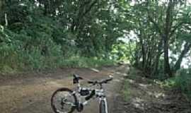 Guaianas - Estrada de Guaianas-SP-Foto:pereira bike
