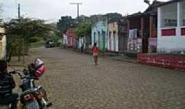 Piabanha - Rua principal em Piabanha-Foto: zé monteiro