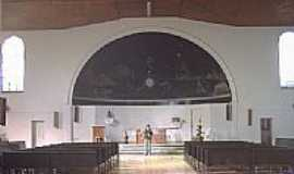 Guaimbê - Interior da Igreja-Foto:Jose Mousinho