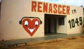 Guaimbê - GUAIMBE-SP - RADIO RENASCER FM-Foto:CLAUDIO SILVA