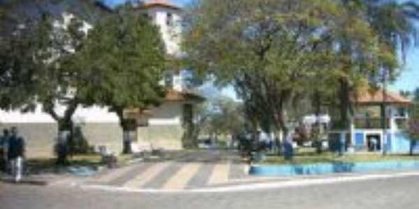 GUAIMBÊ-SP - PRAÇA INDEPENDÊNCIA-Foto:CLAUDIO SILVA