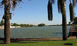 Gua�ra - Gua�ra-SP-Lago do Parque Ecol�gico Marac�-Foto:�rico Christmann