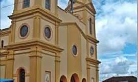 Guapiara - Igreja Matriz: por LuziACruzFrata