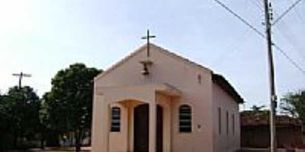 Igreja-Foto:Vagner Nave