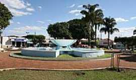 Guará - Praça Central Square-Foto:Bianca Amaral