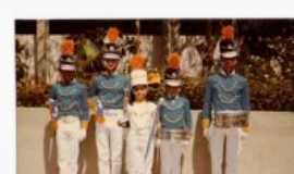 Guaraçaí - fanfarra do juventino em 1985, Por Jorge Luiz ferreiara
