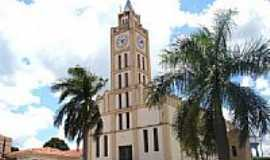 Guaraçaí - Igreja Matriz de N.S.Aparecida-Foto:Neciv T. Zoriek