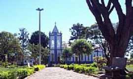 Guaraci - Igreja e Largo do Ros�rio-Foto:vanildinho